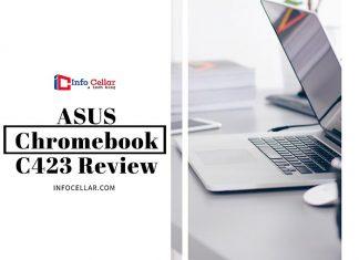 ASUS Chromebook C423 Review