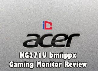 Acer KG271U Review