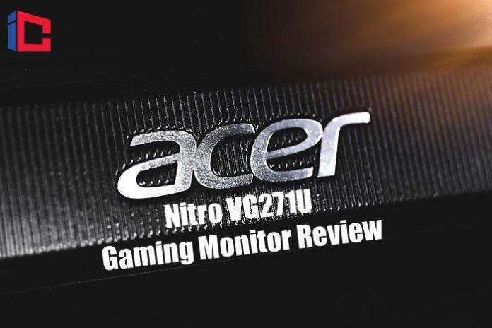 Acer Nitro Vg271u Review