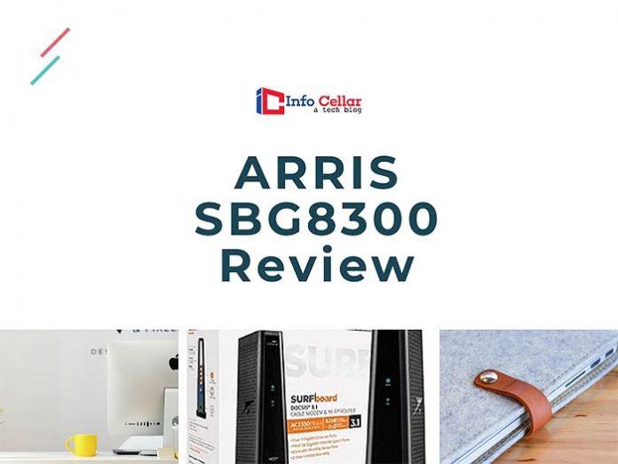 Arris SBG8300 Review