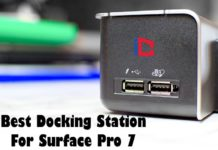 Best Docking Station For Surface Pro 7