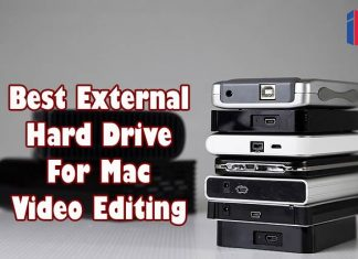 Best External Hard Drive For Mac For Video Editing