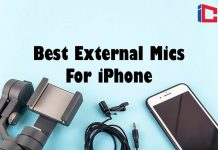 Best External Mics For iPhone