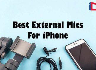 Best External Mics For iPhone