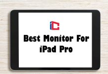 Best Monitor For iPad Pro