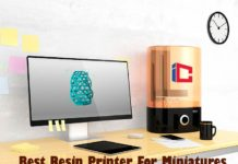 Best Resin Printer For Miniatures