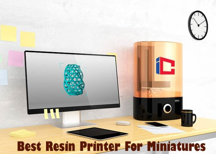 Best Resin Printer For Miniatures