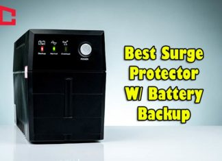 Best Surge Protector With Battery Backup
