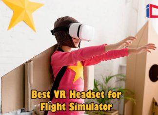 Best VR Headset For Flight Simulator
