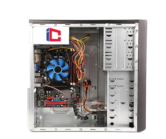 Interior Space and Case Form Factor