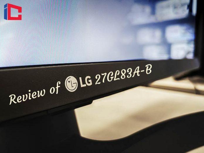 LG 27GL83A-B Review