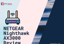 Nighthawk AX3000 Review