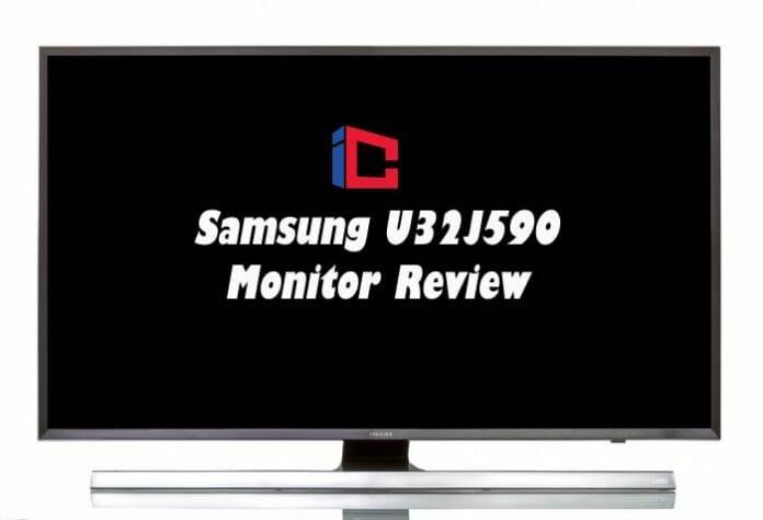 Samsung U32J590 Review