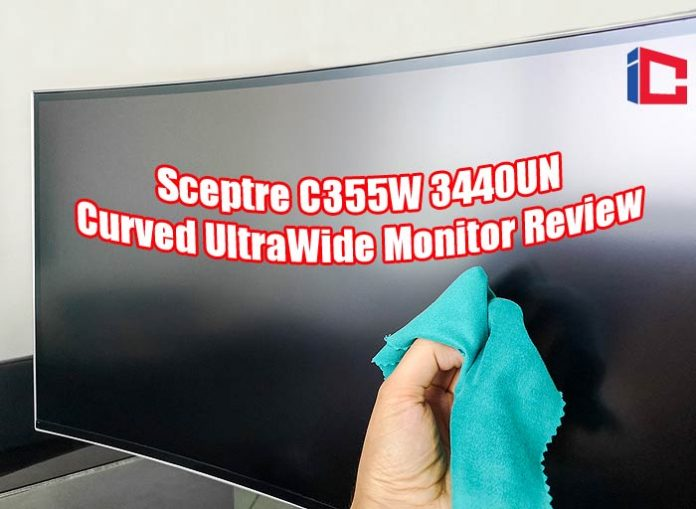 Sceptre C355W-3440UN Review
