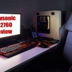 Viewsonic XG2760 Review