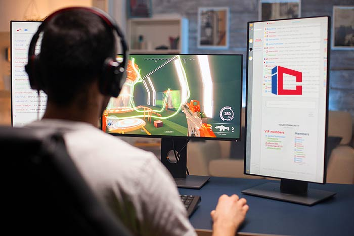 Why Do Gamers Use 3 Monitors?