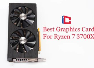 Best Graphics Card For Ryzen 7 3700X