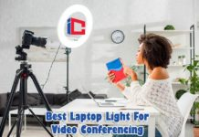 Best Laptop Light For Video Conferencing