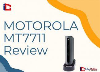 Motorola MT7711 Review