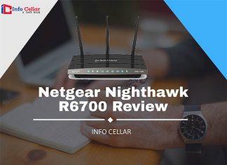 Netgear R6700 Review
