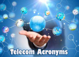 Telecom Acronyms