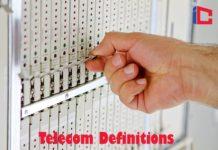 Telecom Definitions