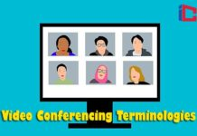 Video Conferencing Terms